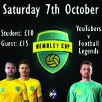 Wembley cup poster