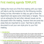 Firstmeeting