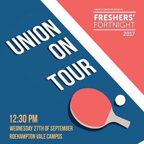 Union on tour sqwuare