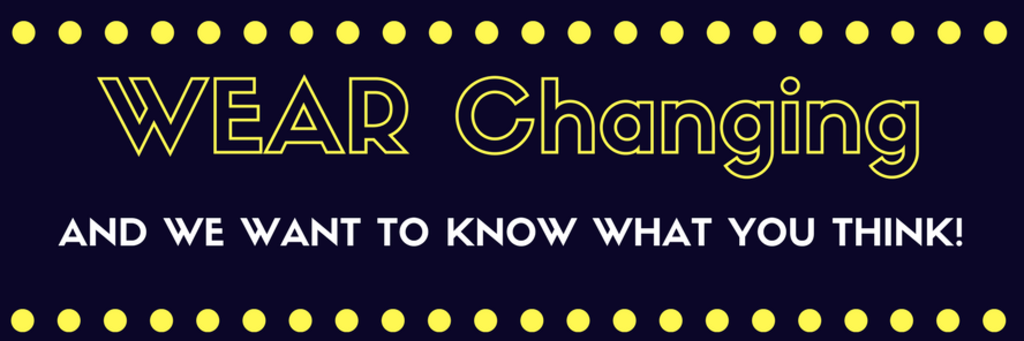 Wear changing web header