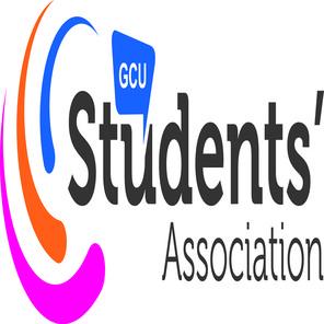 Gcu students association logo