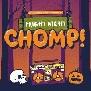 Chomp halloween event thumbnail