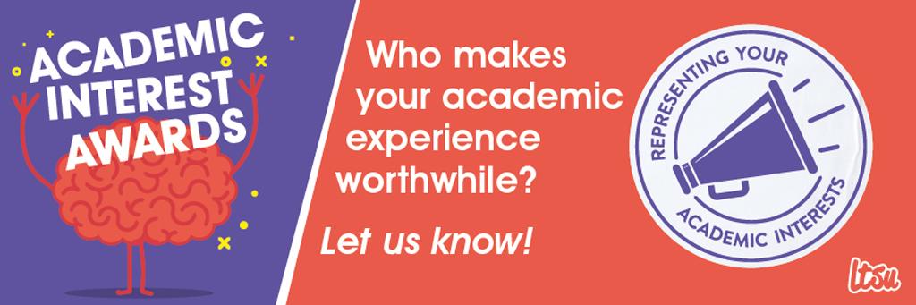 Academic interest uc banner