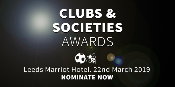 Clubs and socs nominate now