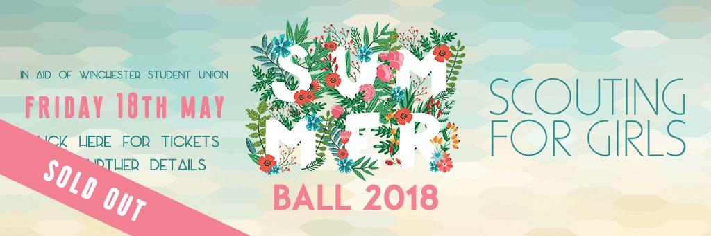 Summer ball 2018 scroller soldout