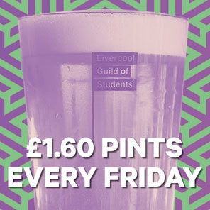 Pints everyfriday offer