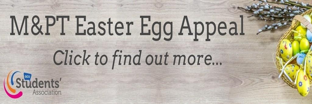 M pt easter egg appeal
