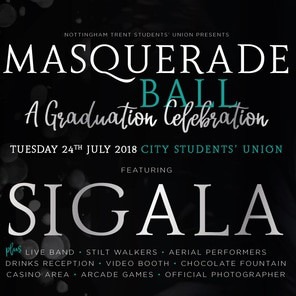 Grad ball facebook event