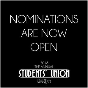 Awards noms open