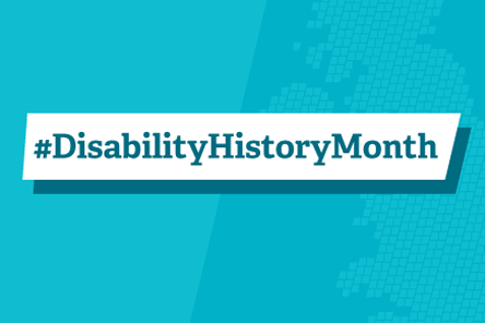 Disability history month 444x296