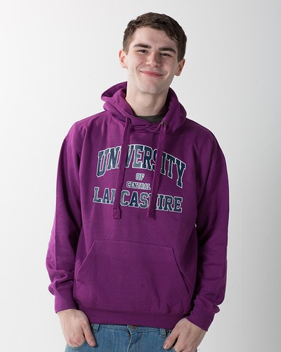 American hoodie grape