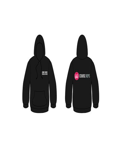 Course rep hoodie mockup 2016