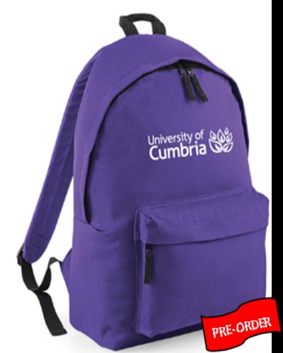 Backpack purple