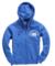 Zip hoodie royal melange