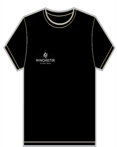 Shirt front staff uniform example