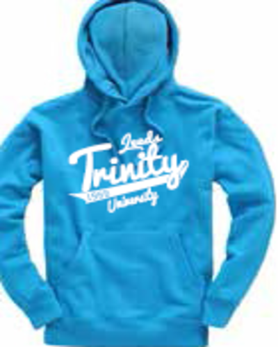 Ltu italics light blue hood