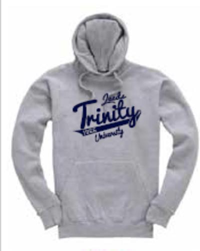 Ltu italics grey hood
