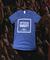 Varsity blue tshirt