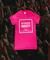 Varsity pink tshirt
