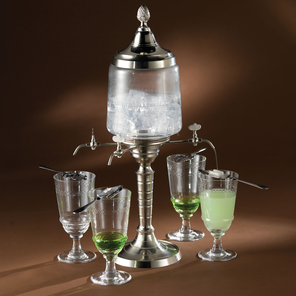 Absinthe fountain 01