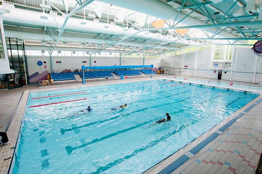 Swimming Pool And Steam Room Sauna Huddersfield Students 39 Union
