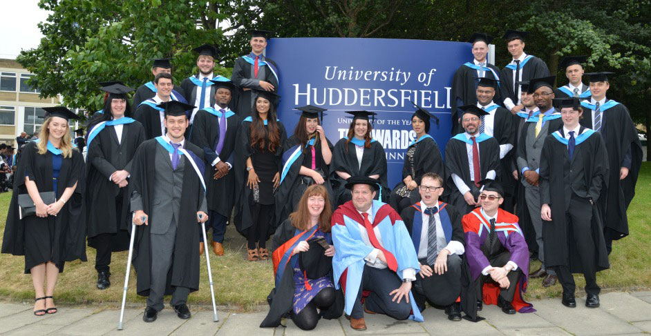 Free Graduation Gowns At Huddersfield Students Union