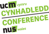 logo for NUS Wales Conference