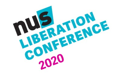logo for NUS Liberation