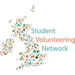 logo for Student Volunteering Network