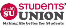 logo for University of Central Lancashire Students' Union