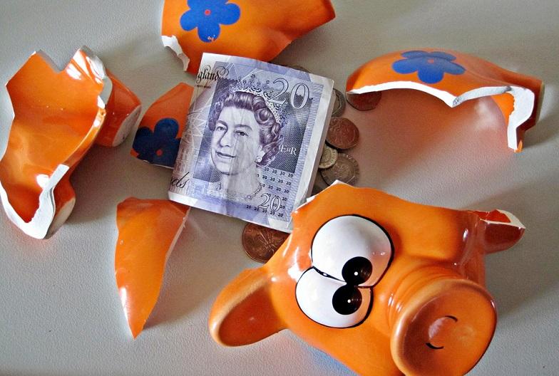Families raid savings accounts