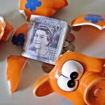 Families raid savings as interest rates hit all-time low
