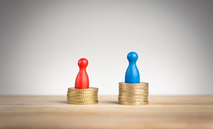 pensions gender gap
