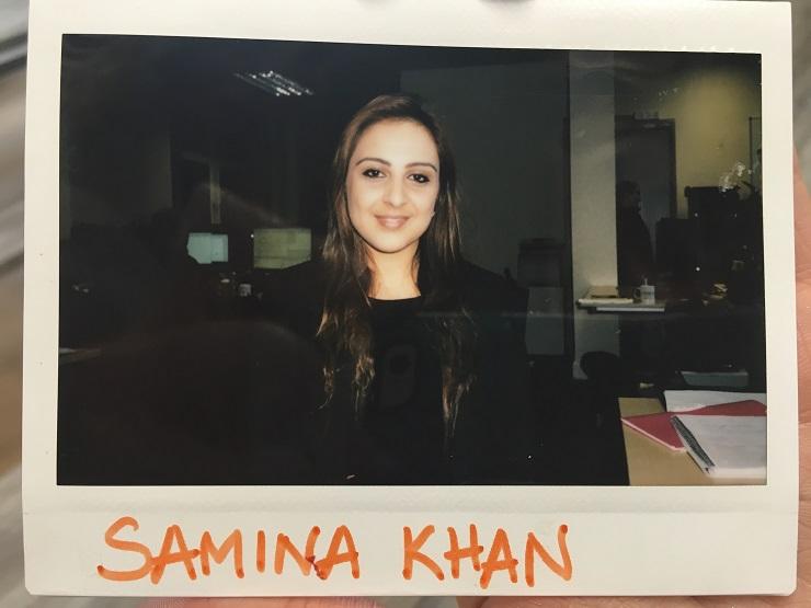 Samina Meet the Nutmegs