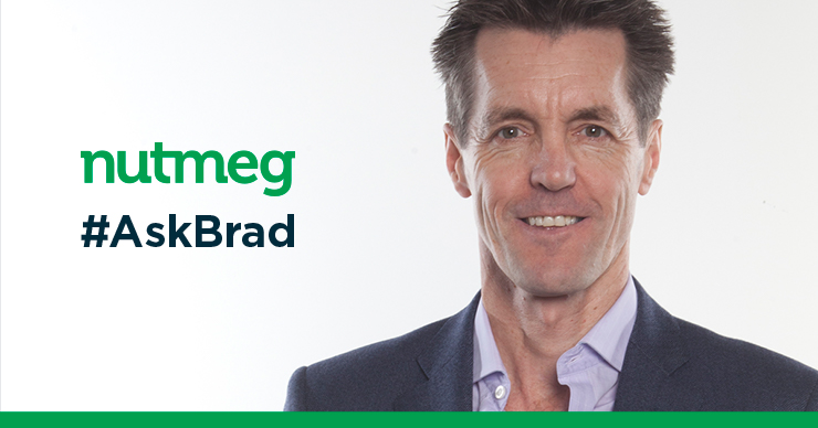 Q&A with Brad Holland, senior investment manager at Nutmeg