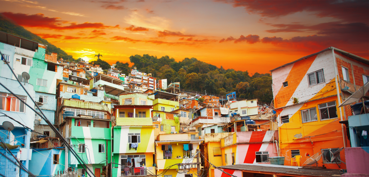 Photo of Brazil_houses_sunset_emerging economies
