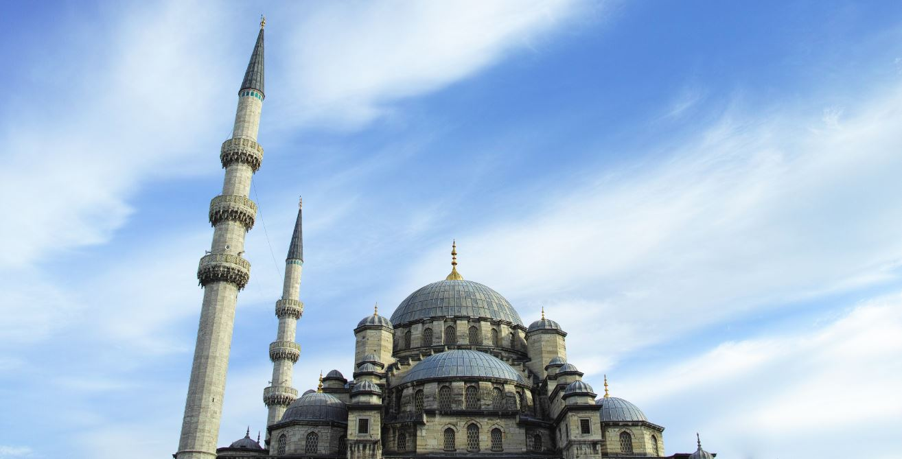 Turkey-mosque