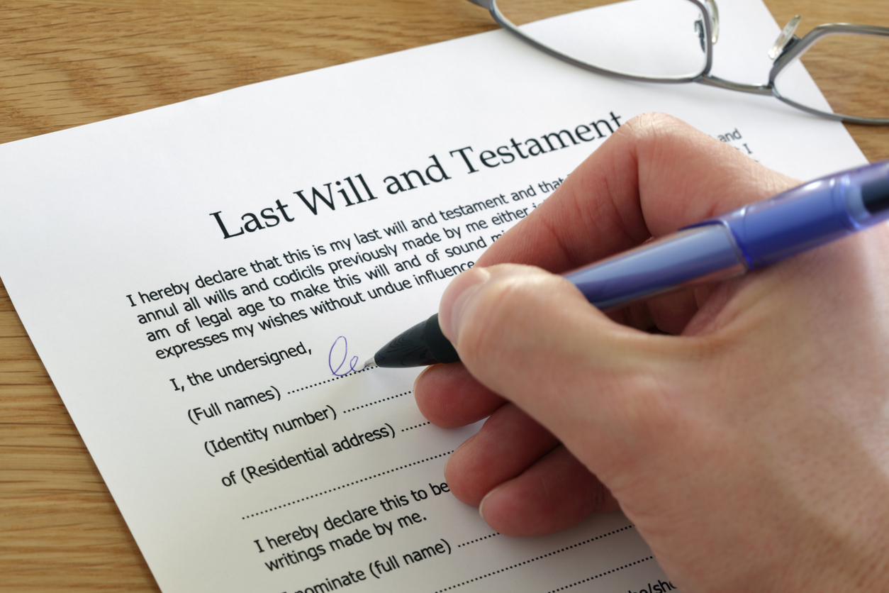 Why you should write a will myself essay for kids