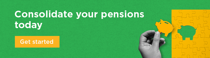 Consolidate pensions today