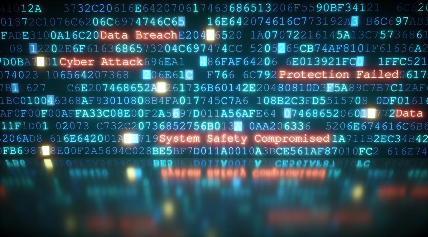 Cybersecurity warning
