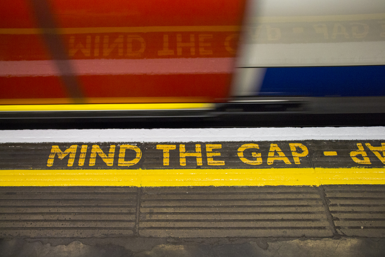 Passengers on the London Underground are advised to mind the gap. Female investors need to know about another type of gap, the pension gap