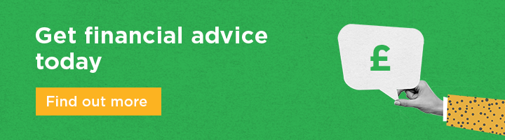 Nutmeg financial advice