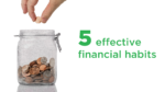 5 effective financial habits to adopt