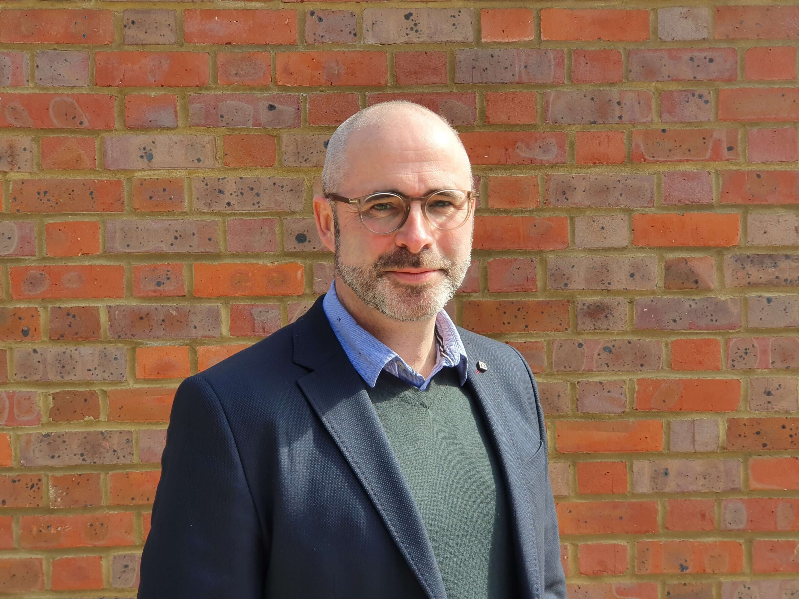 Picture of Neil Alexander CEO of Nutmeg