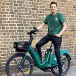 HumanForest helps people get around with no emissions: the shared e-bikes