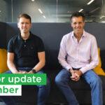 Nutmeg investor update: September 2021