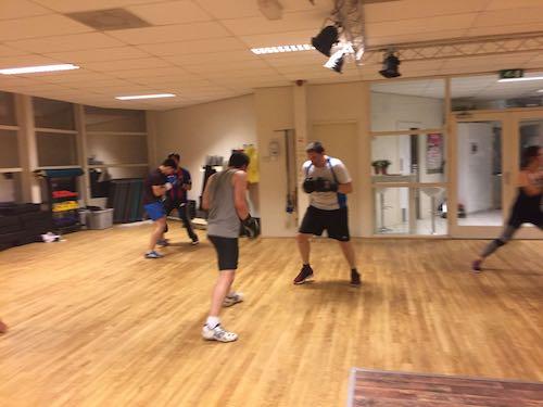 Boks Workout