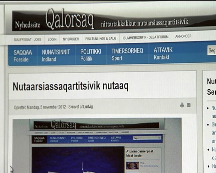 Nyt nyhedsmedier