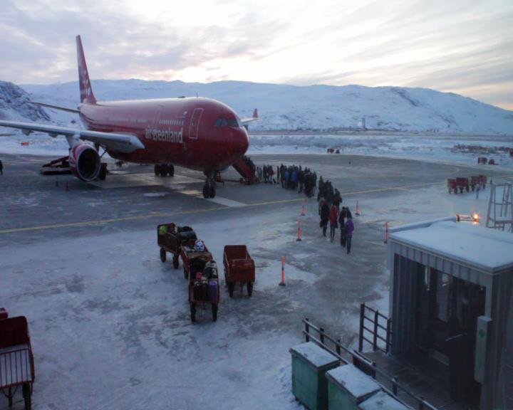 Frygt ikke, lyder det fra Air Greenland