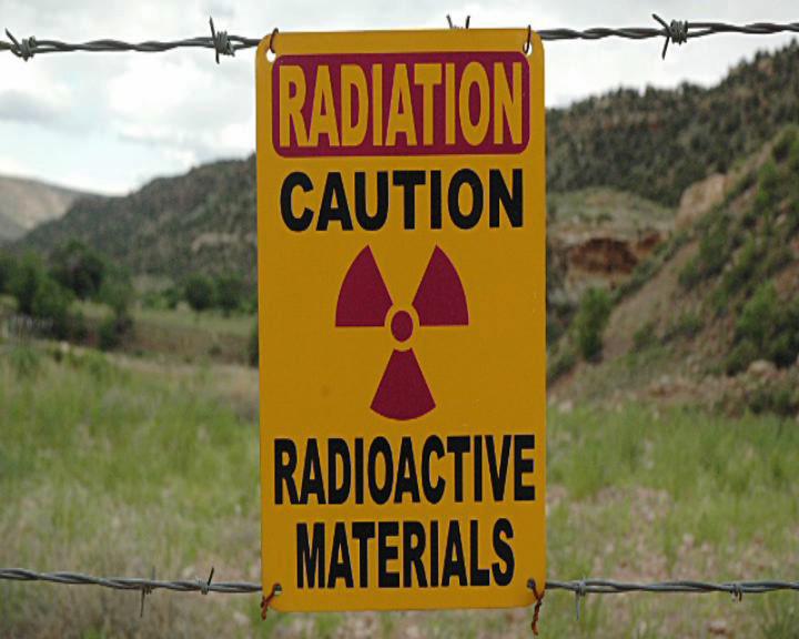 Vil bryde uran